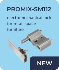 Promix sm112 for retail space furniture
